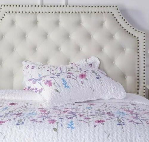 Bedsure King Elegant Pink