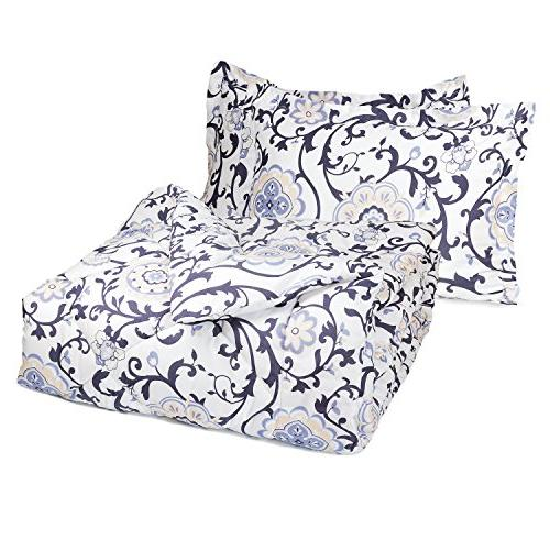 Traditional Design Down Alternative Comforter 3 by