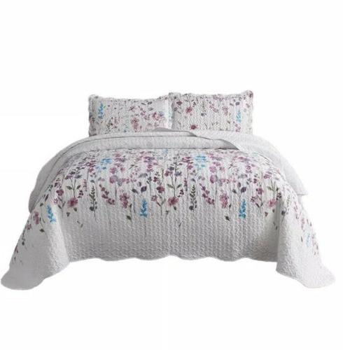 Bedsure Size inches Quilt Set Coverlet,