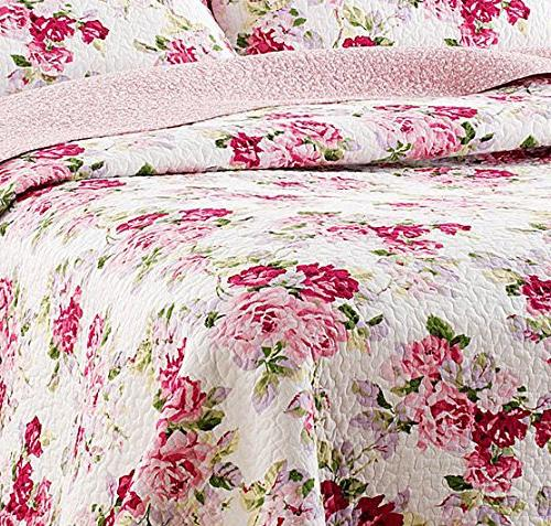 Laura Ashley Quilt Set,