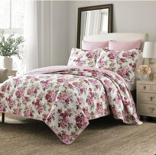 laura ashley lidia cotton quilt