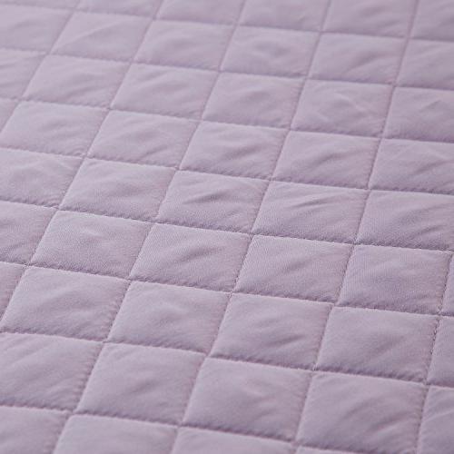 Lavender Bedding King Pattern Piece Set