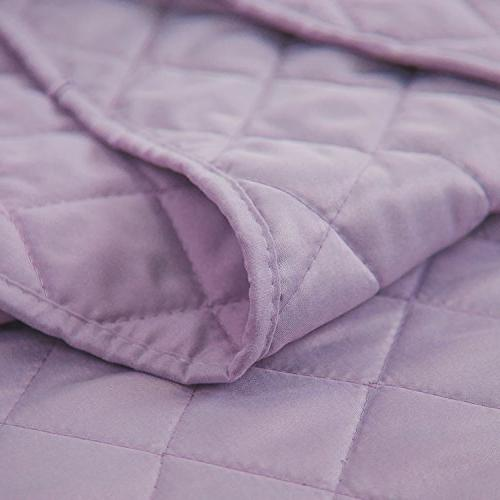 Lavender Quilt Pattern Set