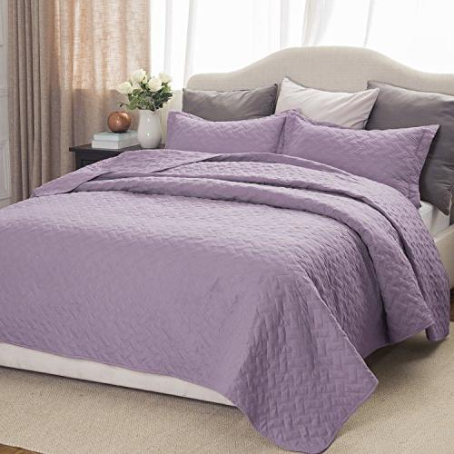 purple coverlet set luxury bedding