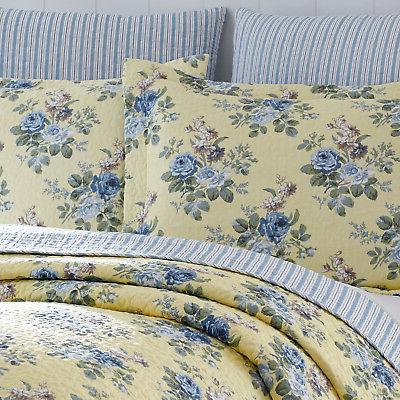 Laura Quilt Cotton, Twin/Full/Queen/King