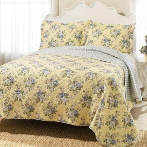 linley queen size quilt set brand new