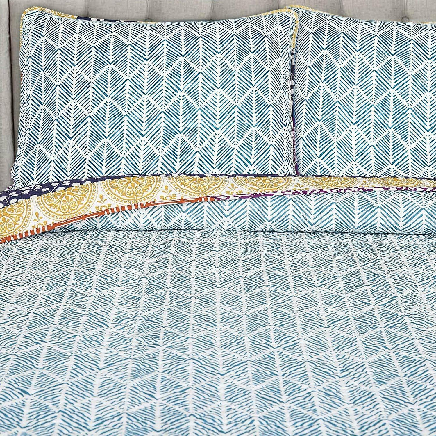 Lush Quilt Bedding Set,