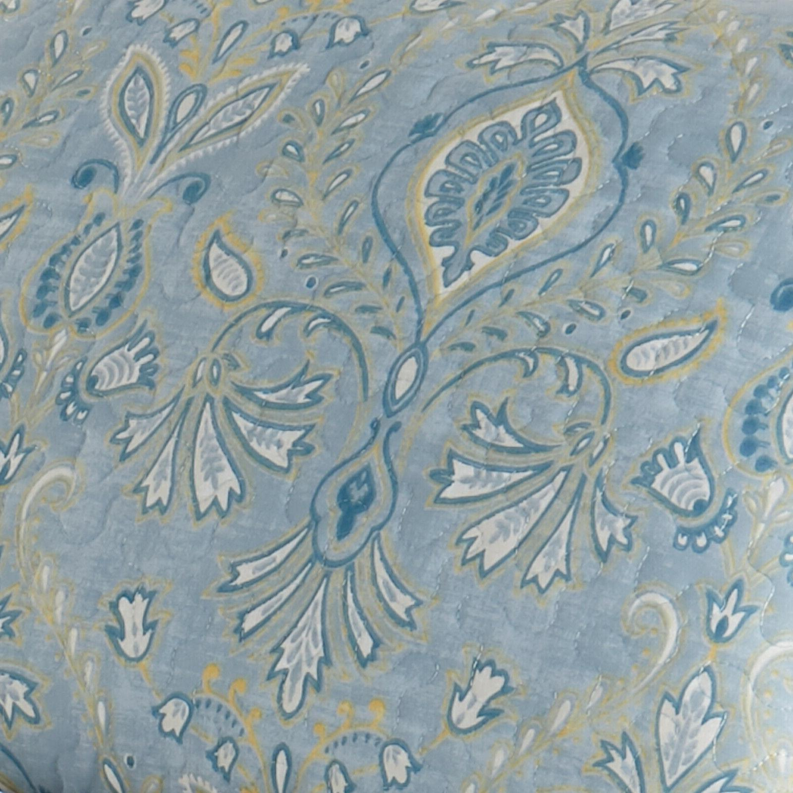 Luxurious and Comfortable Paisley Grace Quilt