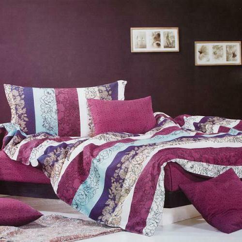 luxury 5pc queen size comforter set combo
