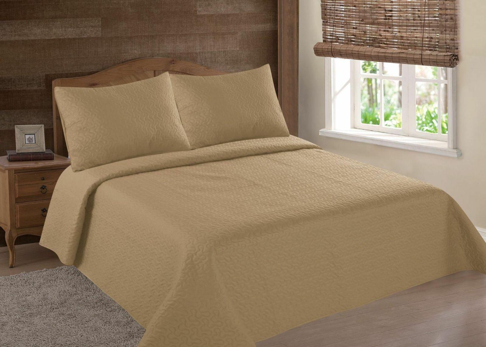 midwest gold nena solid quilt bedding bedspread
