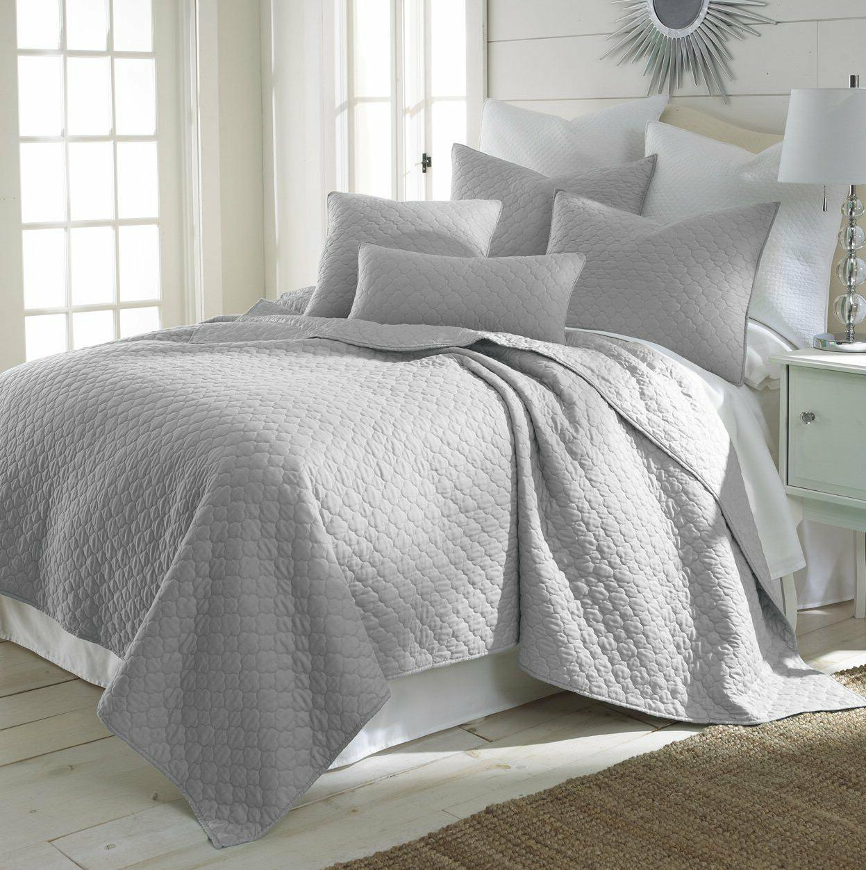 midwest nena solid closout quilt bedding bedspread