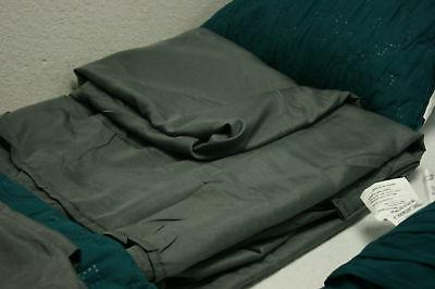Avondale Minnie Quilt Set King Teal/Charcoal Coordinating Pillow