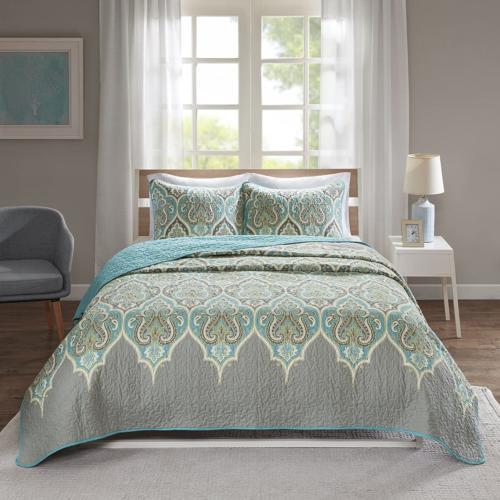 mona cotton mini quilt set