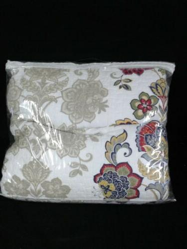 Finely Moraga 3-piece Quilt