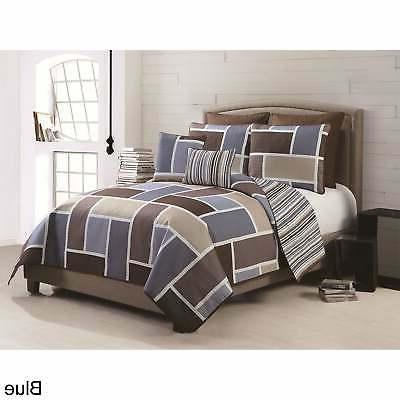 VCNY Morgan Quilt Set