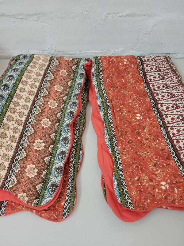 NEW~NewLake 3 pc Bed~100% Cotton~Lightweight