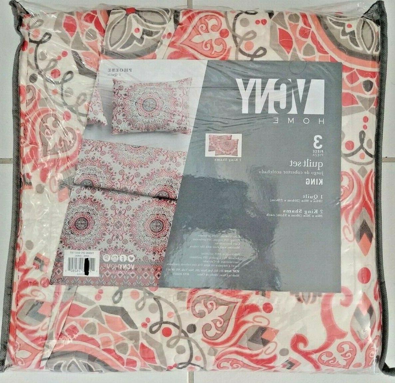 New VCNY quilt set / Phoebe