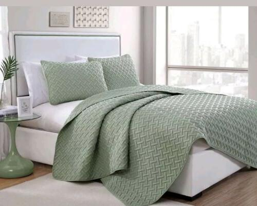 New Pattern Quilt Set New York x