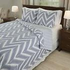 Bedford Home Oriana 3 Piece Quilt Set - Full/Queen