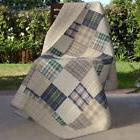 Greenland Home Fashions Oxford Throw Blanket