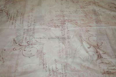 Pem America Paris / Queen Comforter Set Pale Pink Tower French