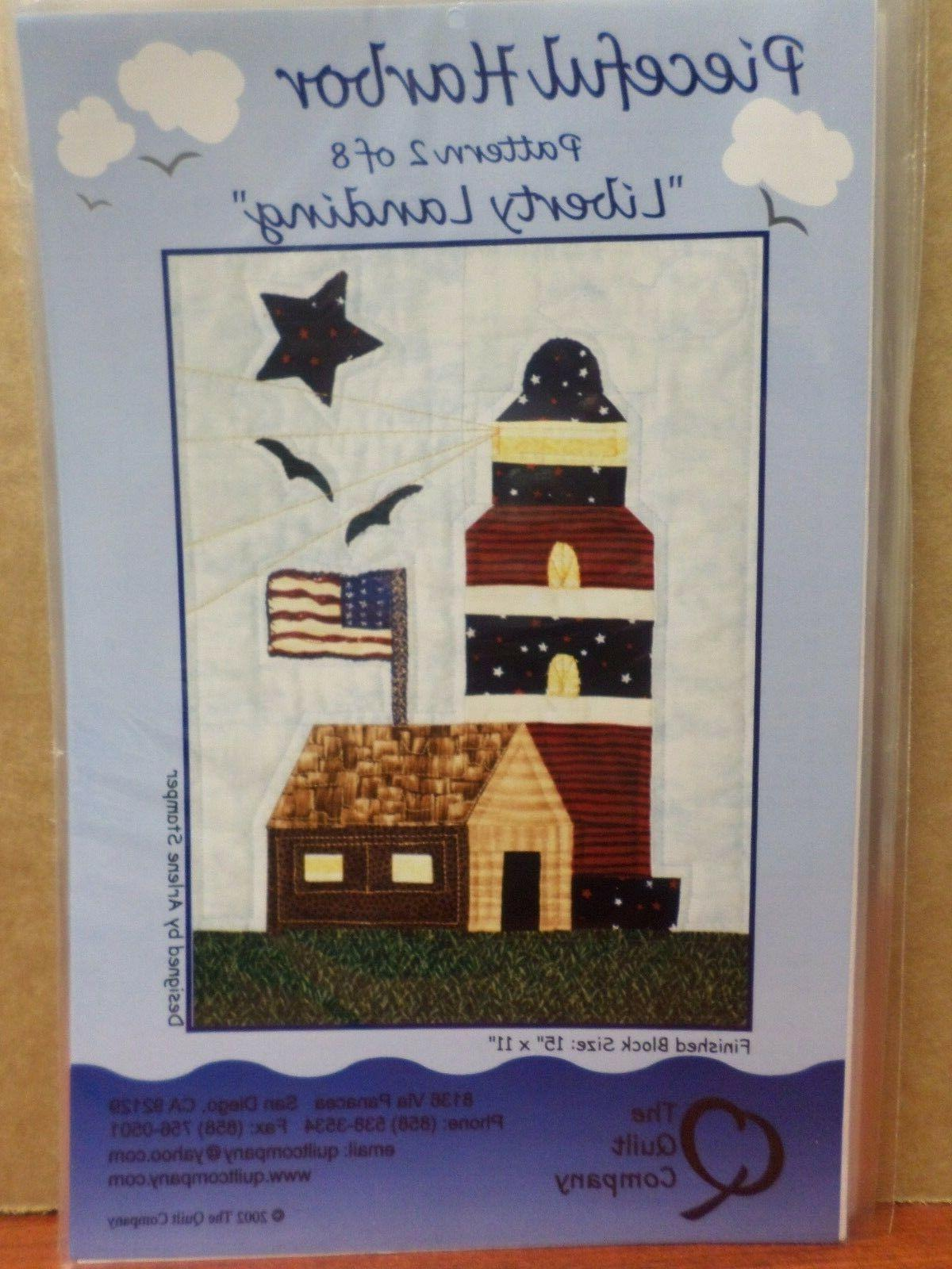 PIECEFUL COMPLETE OF 8 QUILT PATTERNS, From The