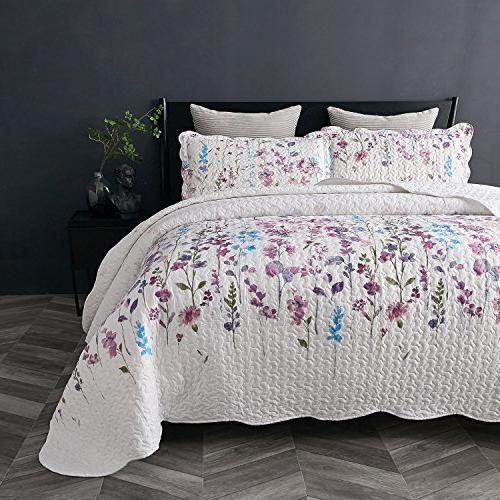 Bedsure Set Full/Queen Pattern