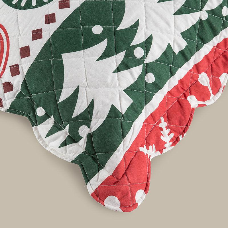 Bedsure Printed Quilt Bedspread Pattern Bedding