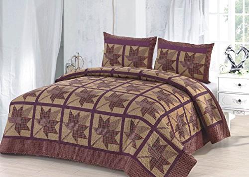 q16908 q maple ridge quilt