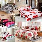 Queen/King 3D Printed Bedding Set Bedclothes Quilt Cover Pil