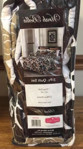 "Virah Bella® Quilt - Rose"" pc Size"