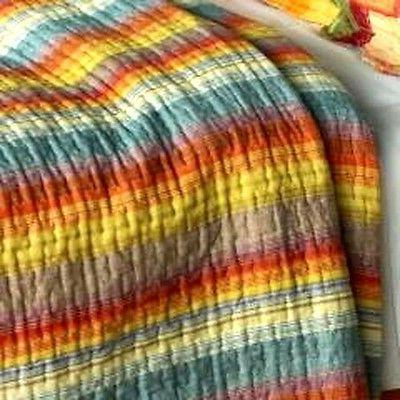 Quilt Set 3 Rustic Plaid Blancho Bedding