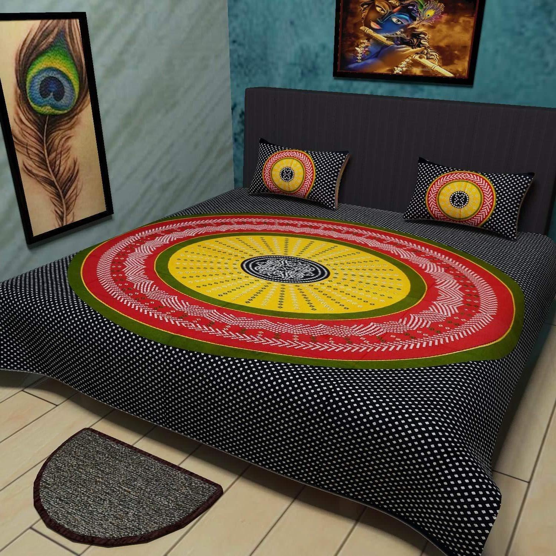 quilt set 4 pieces size 94 x