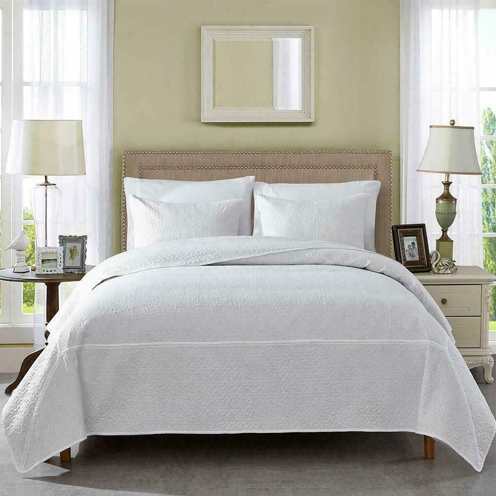 Pattern Bedspread Coverlet