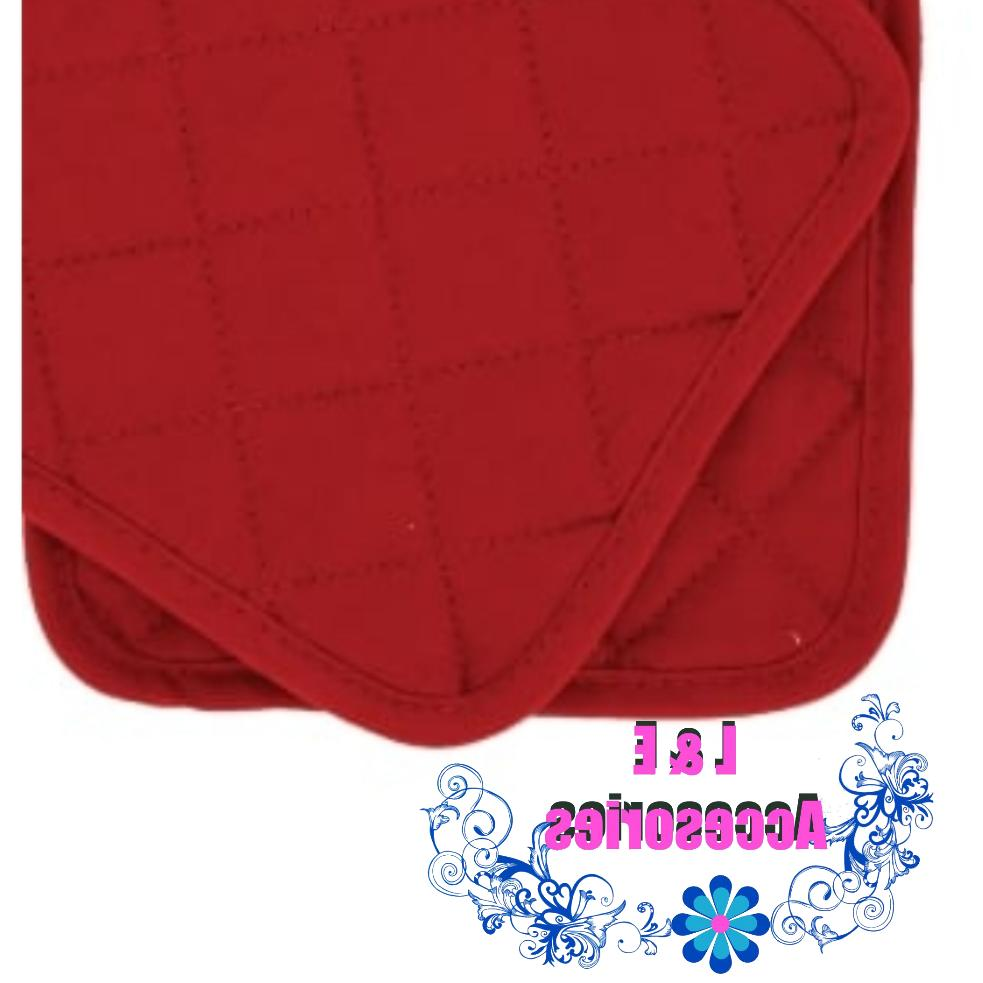 Home Cotton Kitchen Linens Thick cotton-quilted oven
