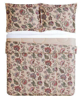 Pem Twin/Twin Reversible Comforter Mini
