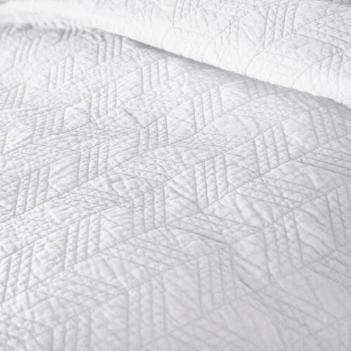 Roswell Vintage Soft-Washed Cotton Quilt Set