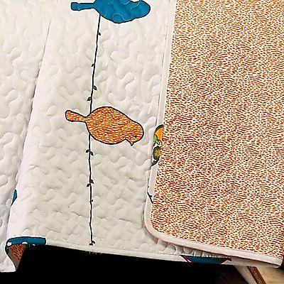Rowley Birds 7 Quilt Set Lush Decor