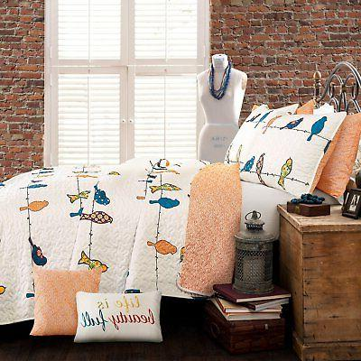 Rowley Quilt Set Decor