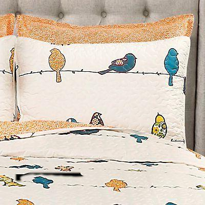 Rowley Birds Piece Quilt Set
