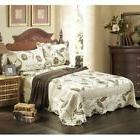 Seasons Eve 3 Piece Floral Reversible Quilt Set by Tache Hom