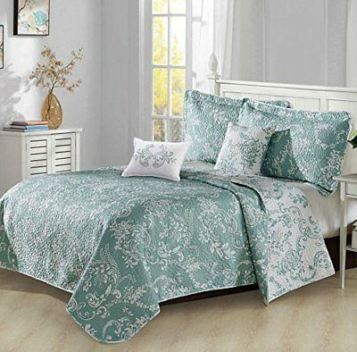 Home Things 5 Piece Quilt Set