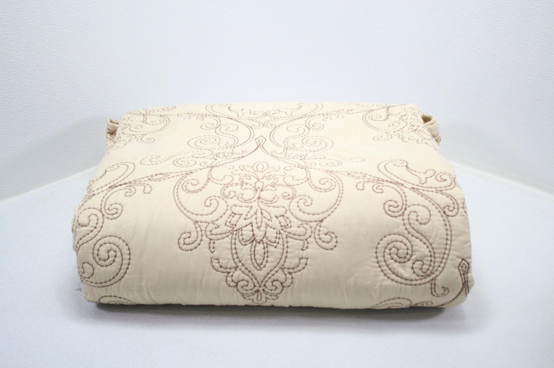Bedspread Shams Decorative Queen