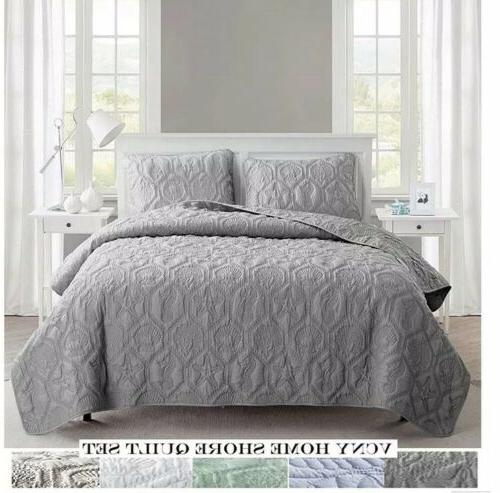 shore polyester quilt set