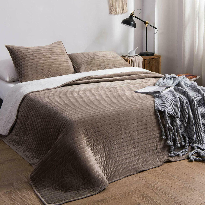 Soft Fleece Coverlet