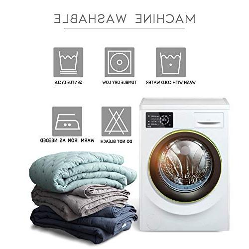 KASENTEX Quilt-Coverlet-Bedspread-Blanket-Set + Two Shams, Soft, Washable, All Nostalgic Design - - Solid