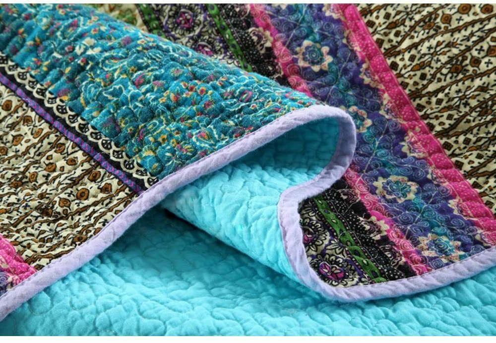 NEWLAKE Cotton 3-Piece Bedspread