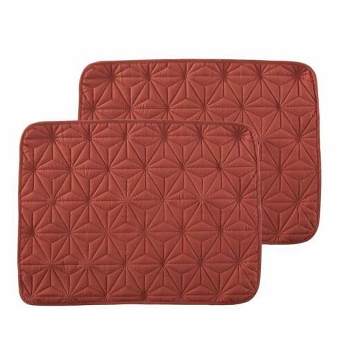 Super Hypoallergenic 3 Piece Quilt & Pillowcases Set Summer