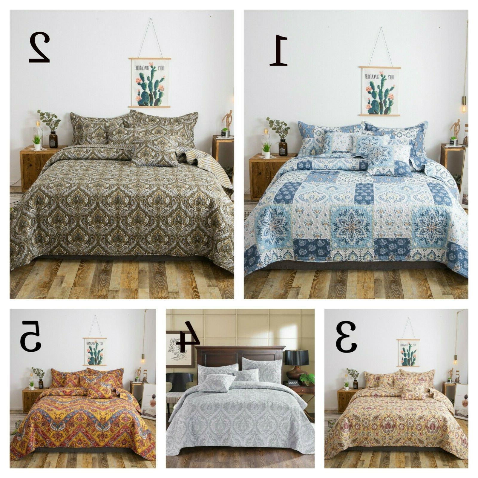 tache multi design and color bohemian moroccan