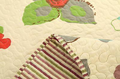 Tache Blooms Bedspread Coverlet Set